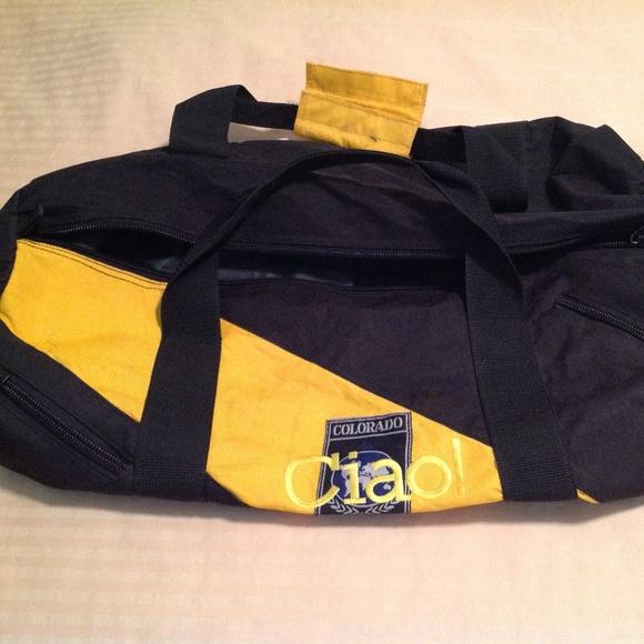 Colorado Ciao Bags Duffle In Good Condition Poshmark